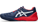 Asics Gel-Resolution 8 Clay (Men's) - Peacoat/White