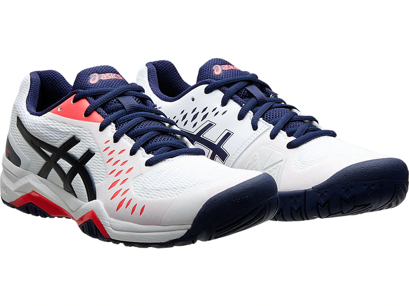 Asics Gel Challenger 12 (Women's) - White/Peacoat