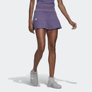 Adidas Gameset Heat.RDY Skirt (Women's) - Tech Purple/Shock Yellow