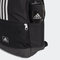 Adidas Classic 3 Stripes Backpack - Black/White