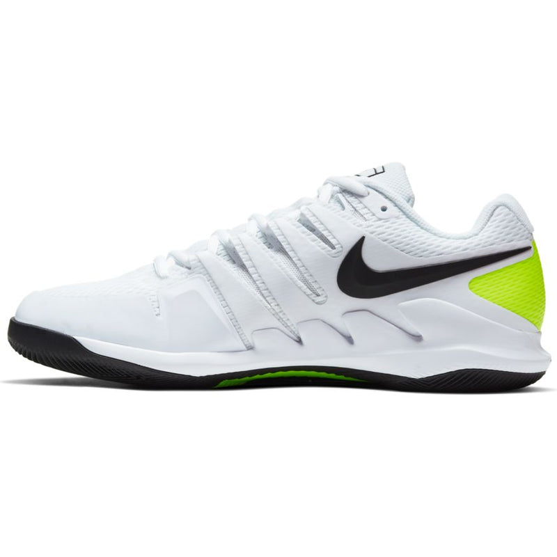 Nike Air Zoom Vapor X (Men's) - White/Black/Volt