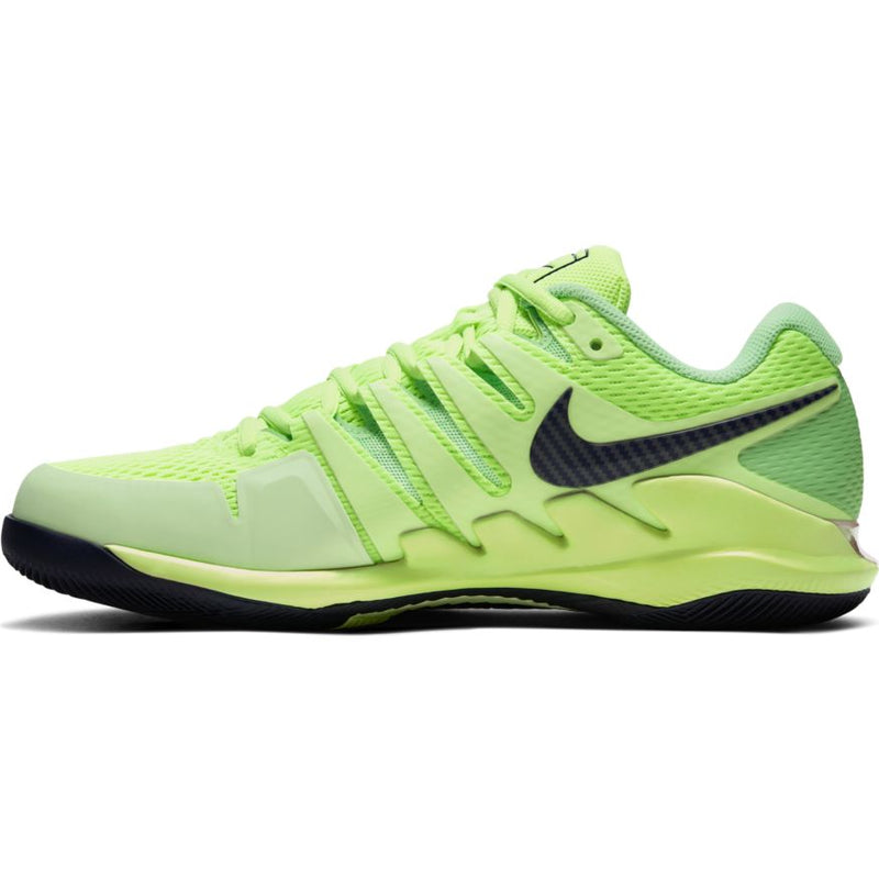 Nike Air Zoom Vapor X (Men's) - Ghost Green/Blackened Blue/Barely Volt