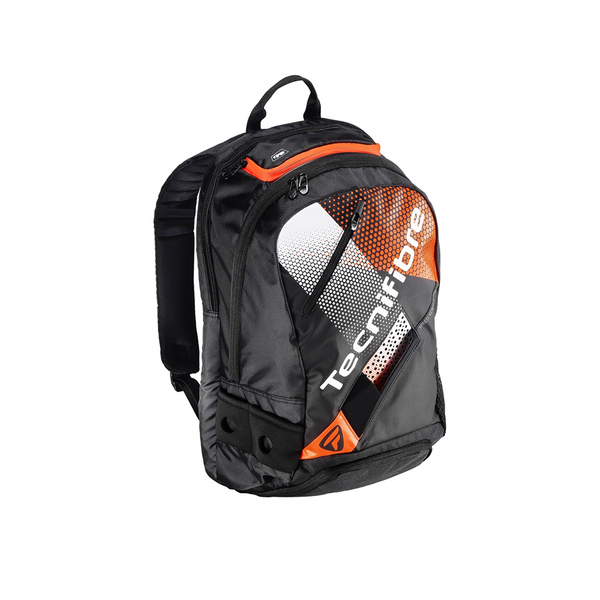 Tecnifibre Air Endurance 2020 Backpack - Black/Orange-Bags-online tennis store canada