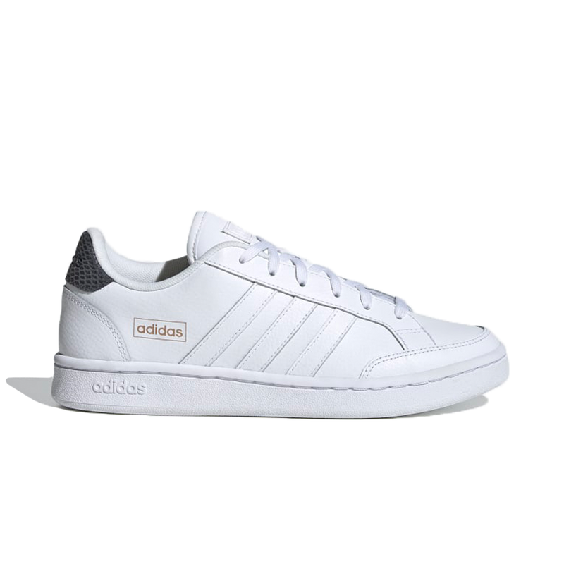 Adidas Grand Court SE (Women's) - Cloud White/Cloud White/Grey Six