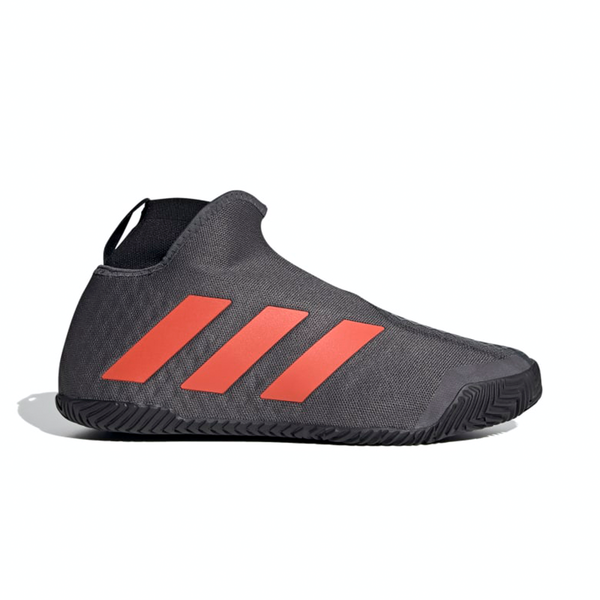 Adidas Stycon (Men's) - Grey Six/True Orange/Core Black