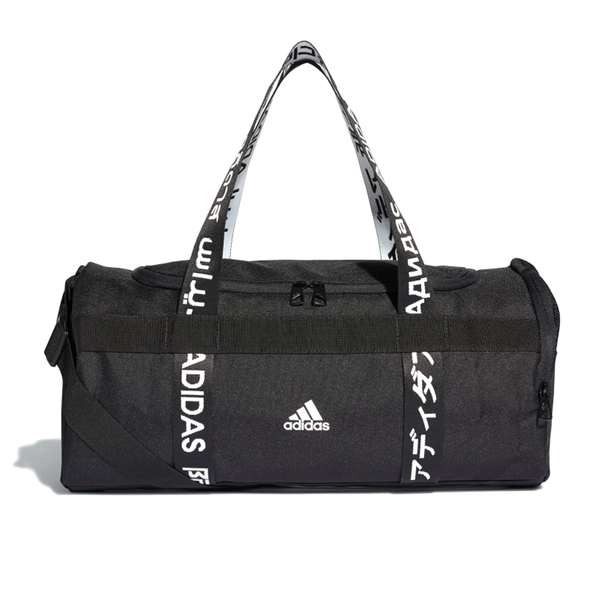 Adidas 4ATHLTS Duffel Bag Small - Black/White