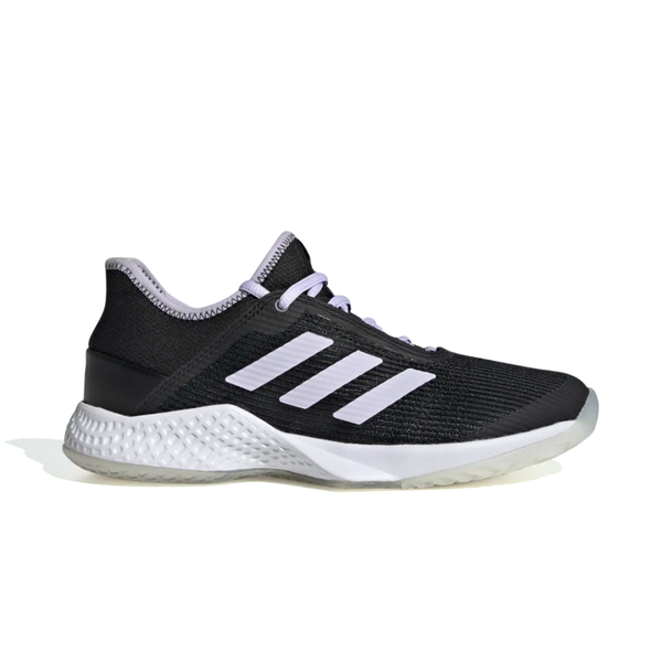 Adidas Adizero Club (Women's) - Black/Purple Tint/White