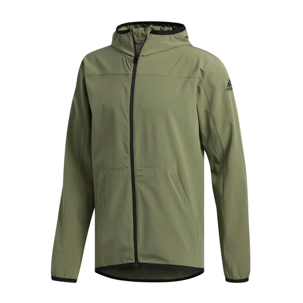 Adidas City Base Jacket (Men's) - Legacy Green