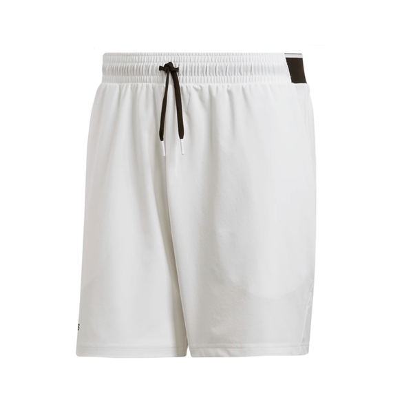 Adidas Club SW Shorts 7'' (Men's) - White/Black