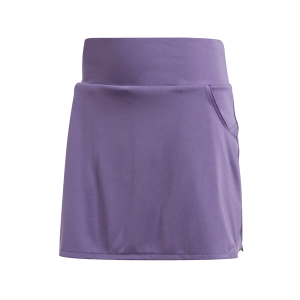 Adidas Club Skirt (Women's) - Tech Purple/Grey