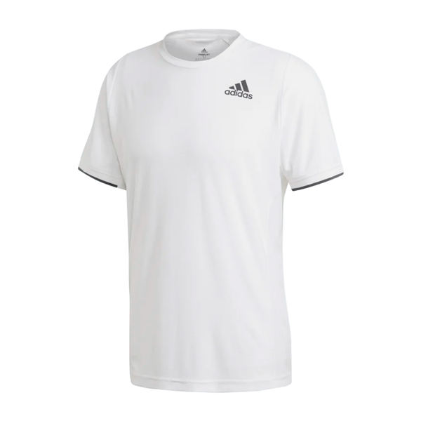 Adidas Gameset Freelift Tee (Men's) - White