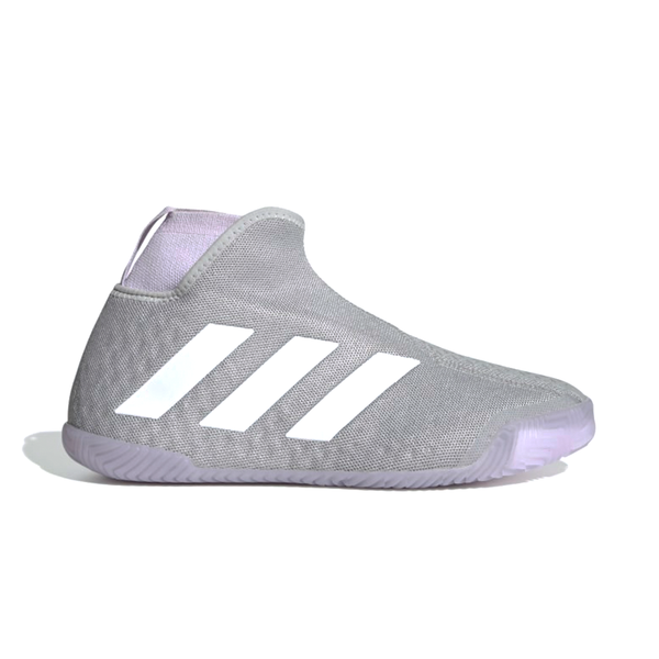 Adidas Stycon (Women's) - Grey/Cloud White/Purple Tint