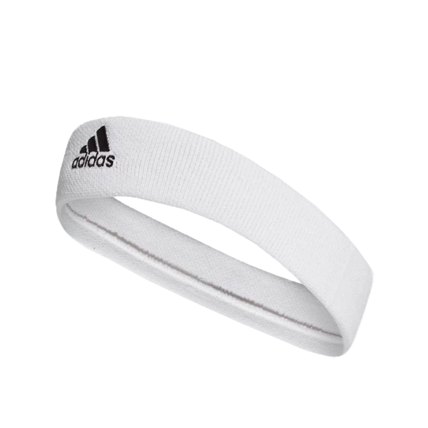 Adidas Tennis Headband - White