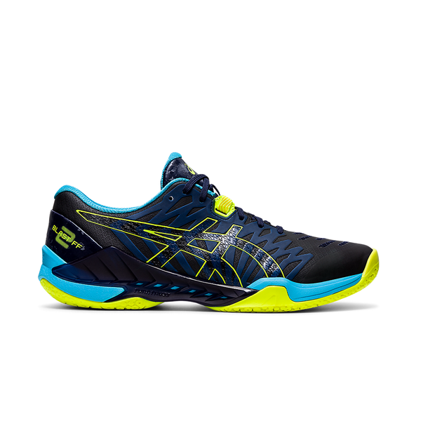 Asics Gel Blast FF 2 (Men's) - Black/Safety Yellow
