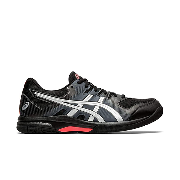 Asics Gel-Rocket 9 (Men's) - Black/Sunrise Red