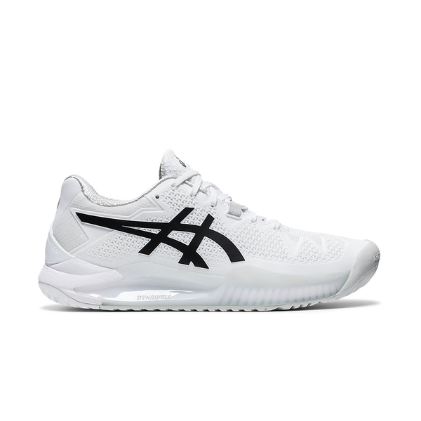 Asics Gel Resolution 8 (Women's) - White/Black