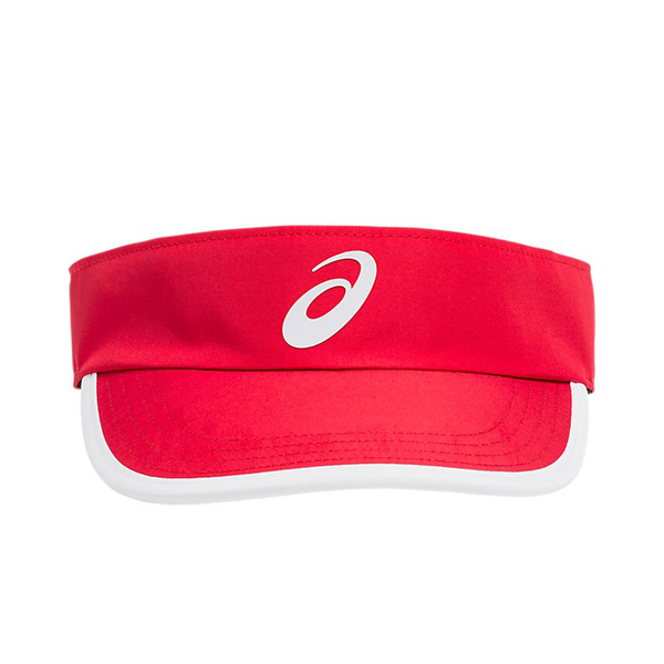 Asics Performance Visor - Speed Red