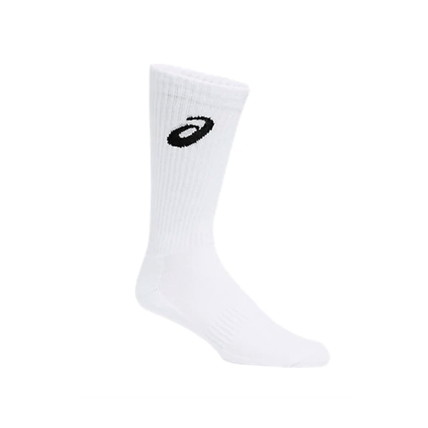 Asics Cotton Socks (Unisex) - White