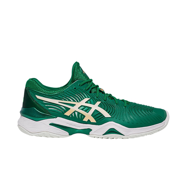 Asics Court FF 2 Novak (Men's) - Kale/White