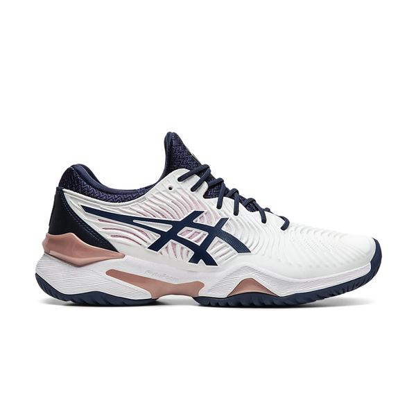 Asics Court FF 2 (Women's) - White/Peacoat
