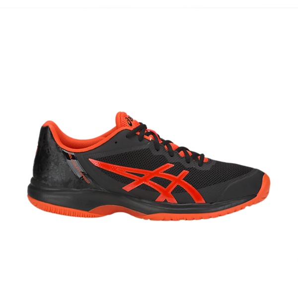 Asics Gel-Court Speed (Men's) - Black/Cherry Tomato