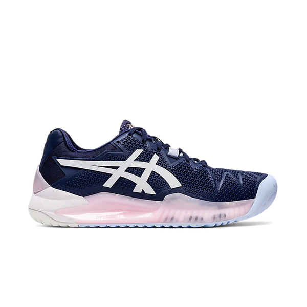 Asics Gel Resolution 8 (Women's) - Peacoat/White