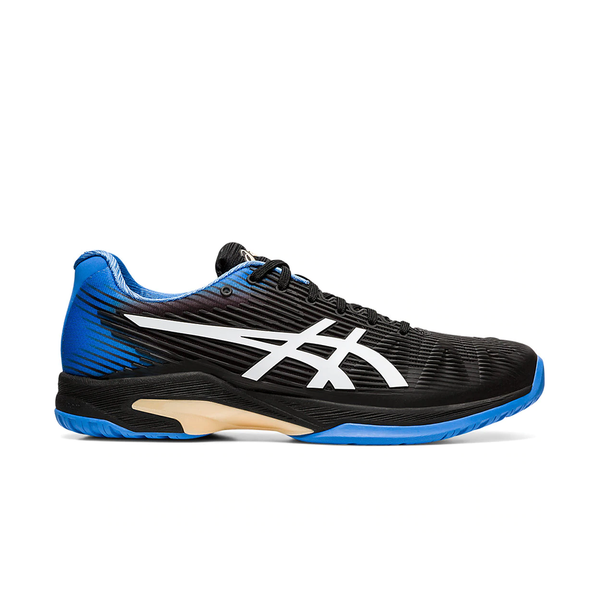 Asics Solution Speed FF (Men's) - Black/Blue Coast