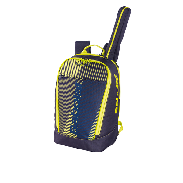Babolat Essential Classic Club Backpack - Black/Yellow