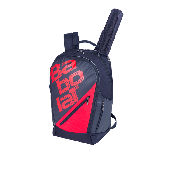 Babolat Expandable Tennis Backpack - Black/Red