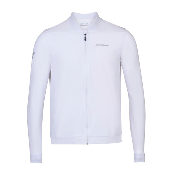 Babolat Play Jacket (Junior's) - White