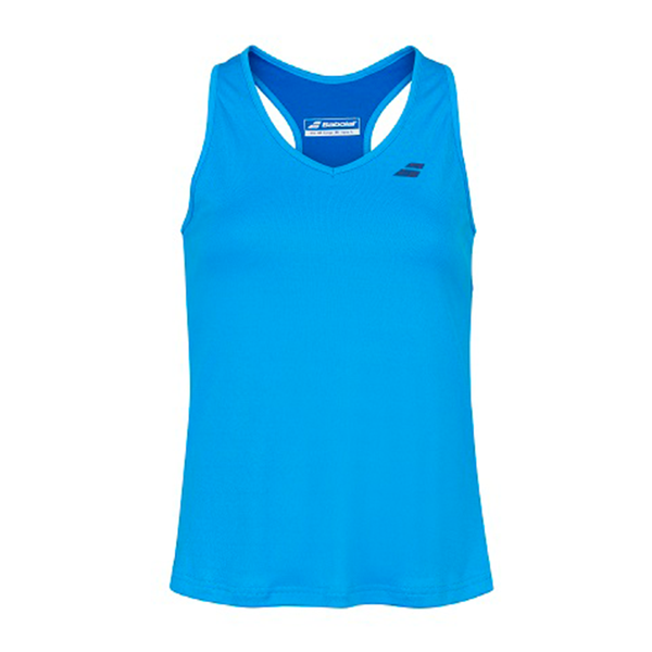 Babolat Play Tank Top (Girl's) - Blue