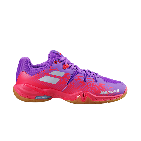 Babolat Shadow Spirit (Women's) - Dewberry/Fiery Red