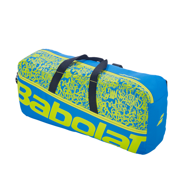 Babolat Classic Duffel Bag Medium - Blue/Yellow