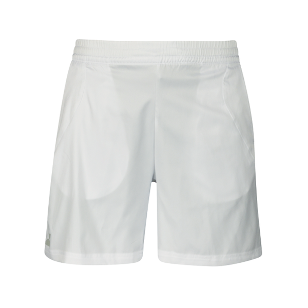 Babolat Core Short 8 (Men's) - White-Bottoms-online tennis store canada