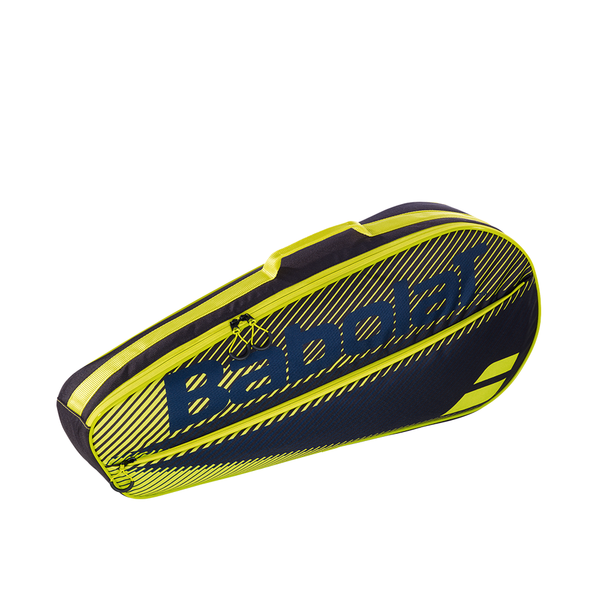 Babolat Essential 3-Pack Bag - Black/Yellow