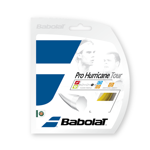 Babolat Pro Hurricane Tour 17 Pack - Yellow