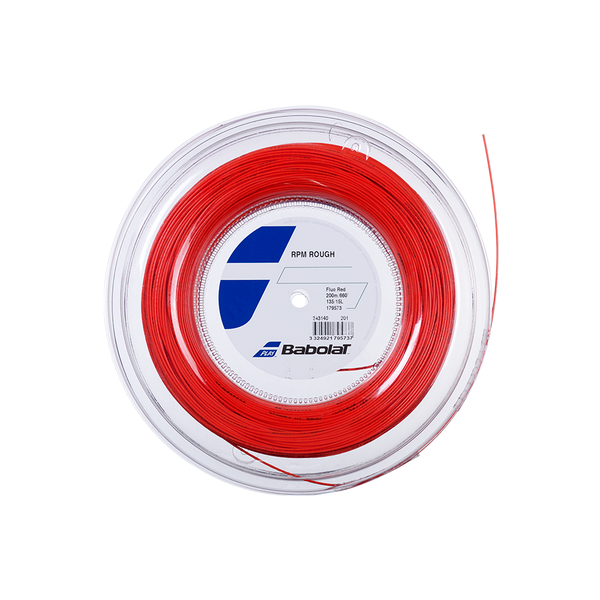 Babolat RPM Rough 16 Reel (200m) - Red