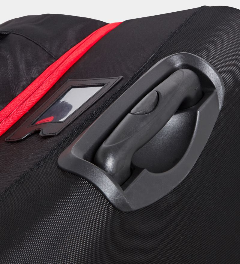 Dunlop CX Performance Wheelie Bag - Black/Red
