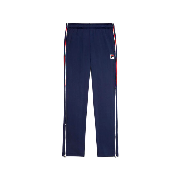 Fila Heritage Tennis Pant (Men's) - Navy/White/Red