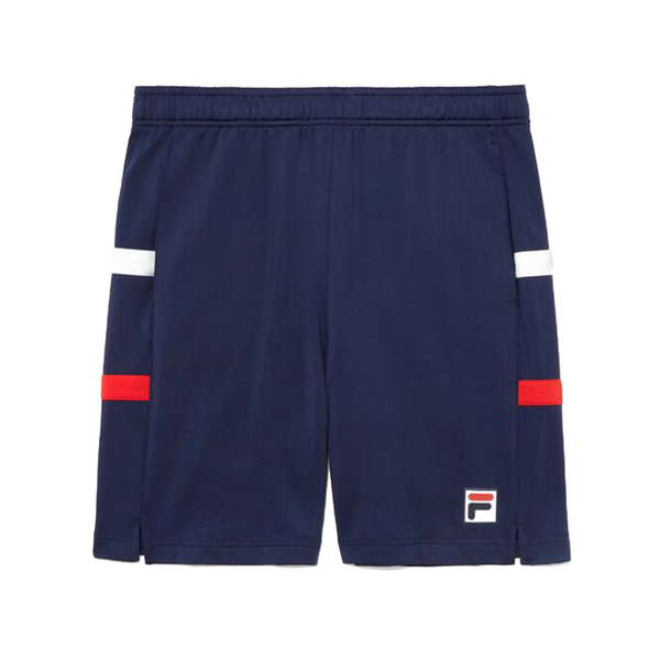Fila Heritage Tennis Short (Men's) - Navy/Red/White