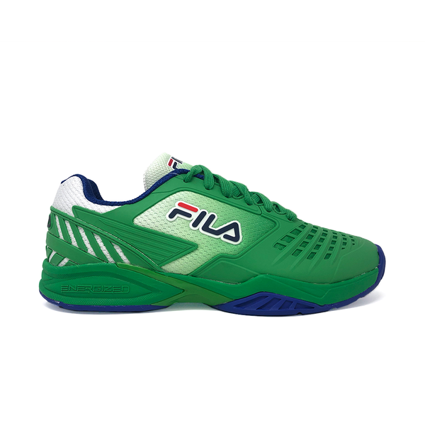 Fila Axilus 2 Energized (Men's) - Green/Blue/White-Footwear-online tennis store canada