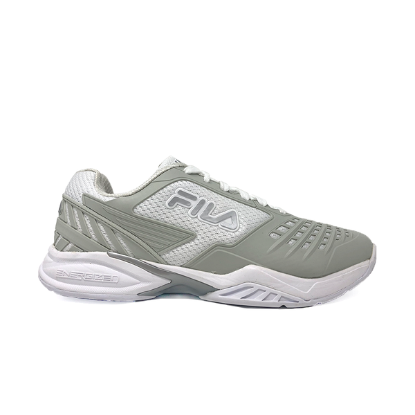 Fila Axilus 2 Energized (Men's) - White/Grey-Footwear-online tennis store canada