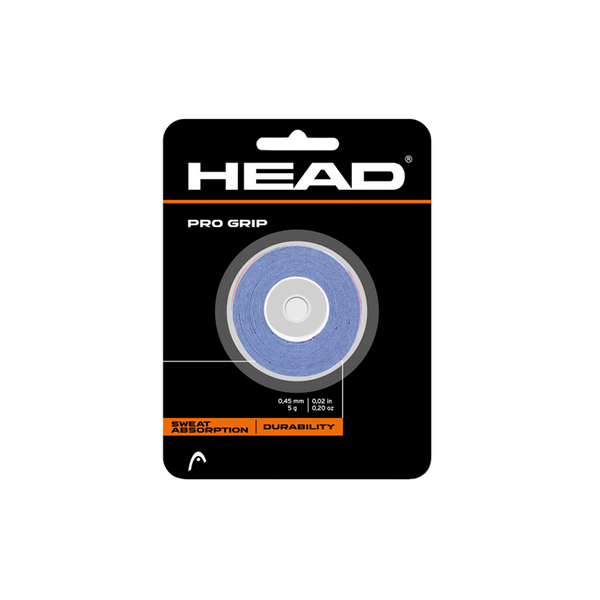 Head Ultimate Pro Grip (3 Pack) - Blue