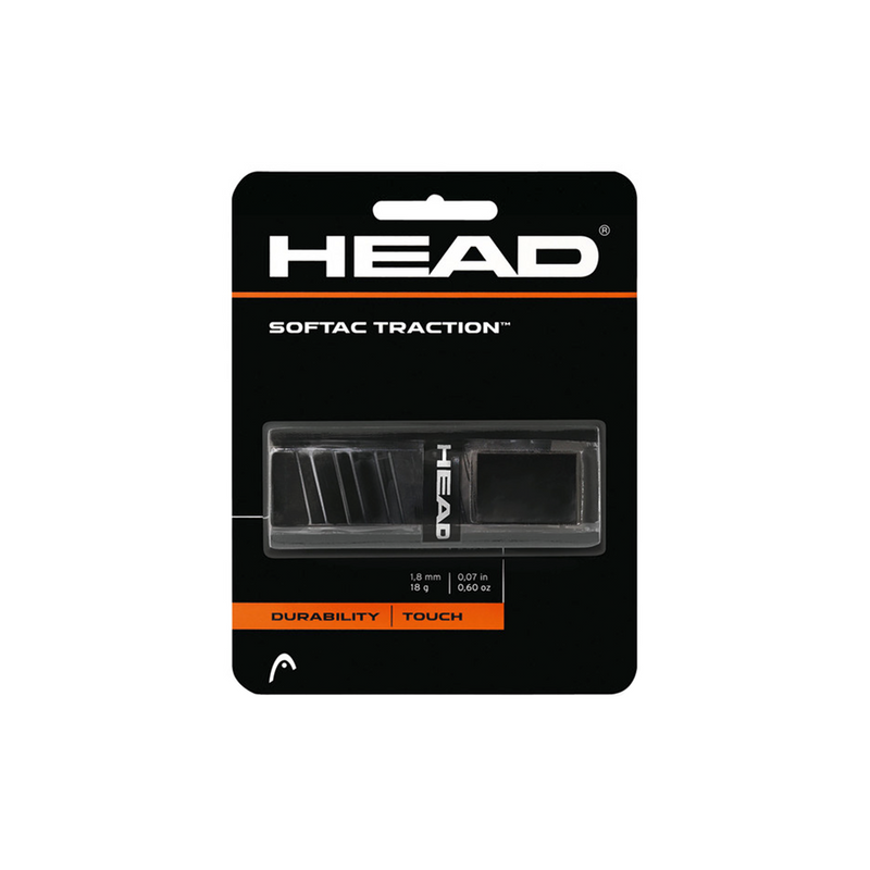 Head Softac Traction Grip - Black