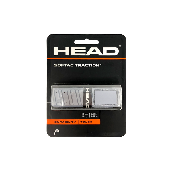 Head Softac Traction Grip - Grey