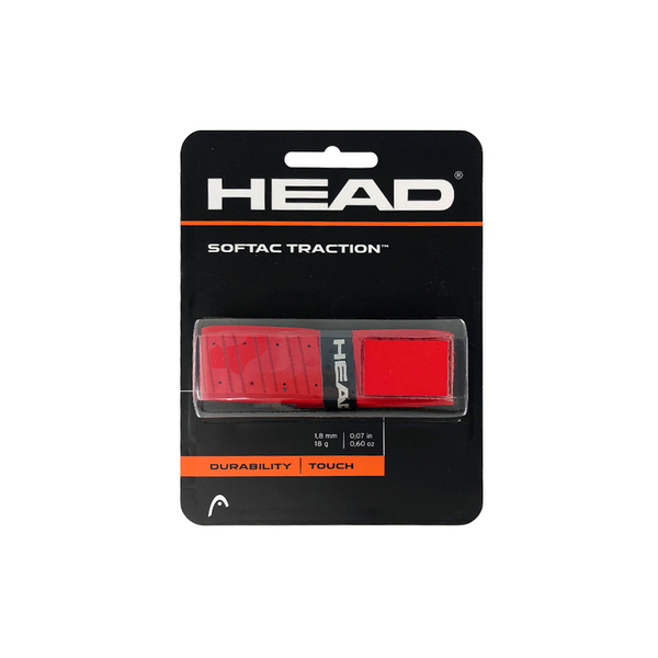 Head Softac Traction Grip - Red