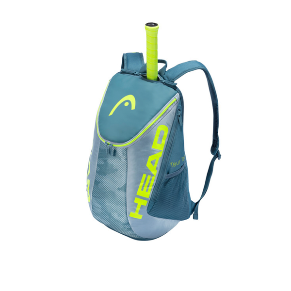 Head Tour Team Extreme Backpack - Grey/Neon Yellow