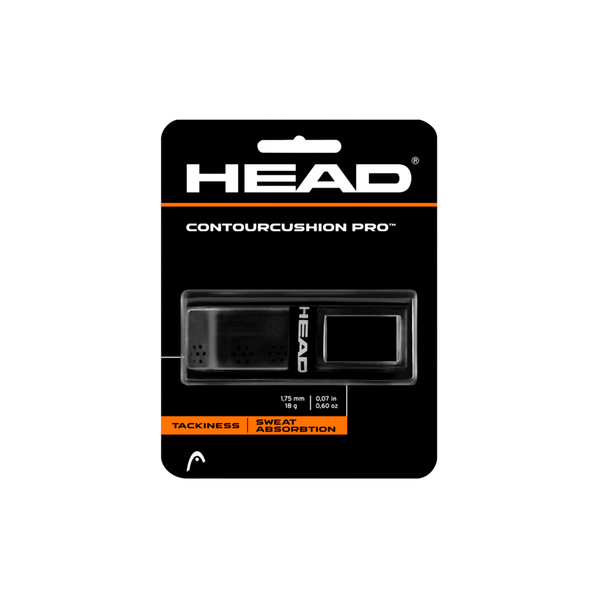 Head Contour Cushion Pro Grip - Black