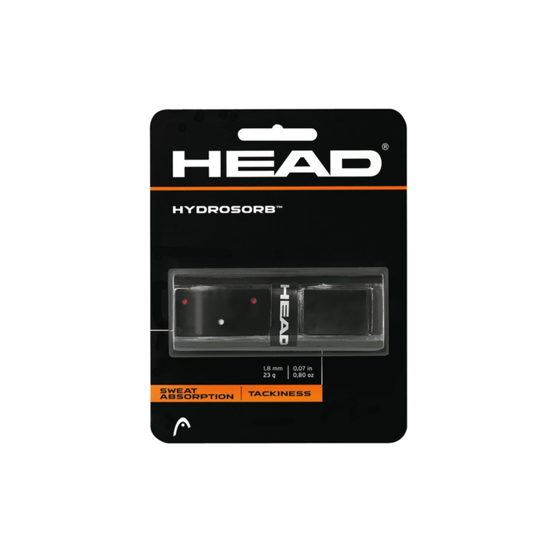 Head Hydrosorb Grip - Black