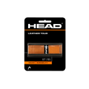Head Leather Tour Grip - Brown